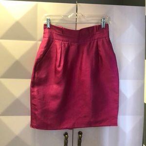 kate spade New York silk skirt